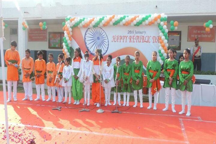 Chambal Fertilisers Dav Public School-Singing