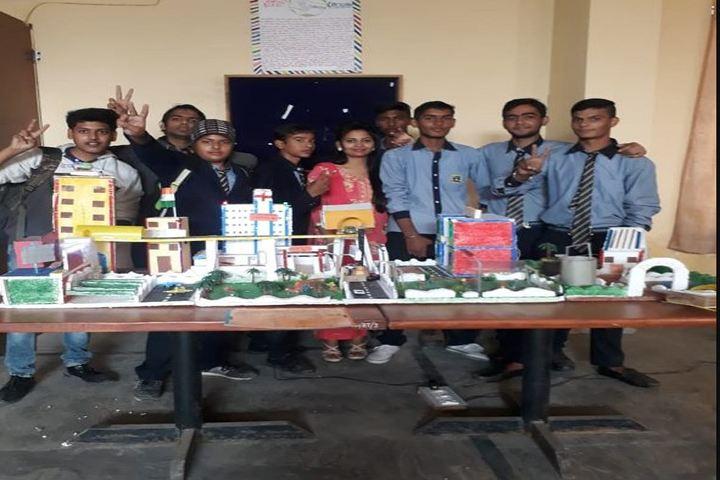 CGI World School-Science Exhibition