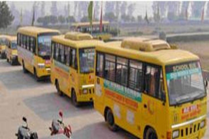CGI World School-Transport