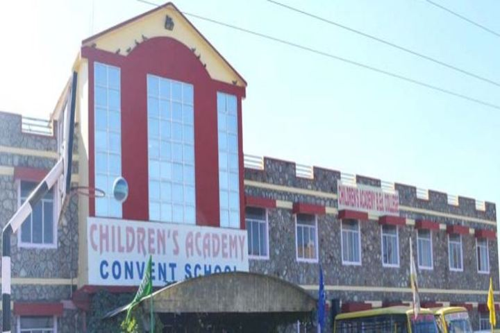 Children Academy Convent School-Campus