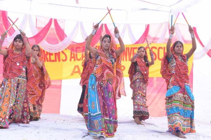 Children Academy Convent School-Cultural Dance