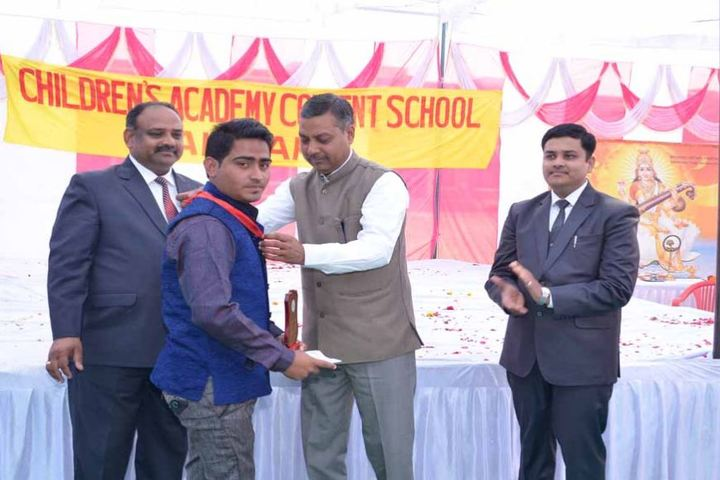 Children Academy Convent School-Felicitation