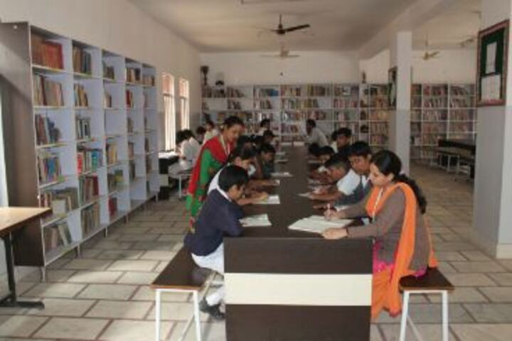 Chinar Public School-Library