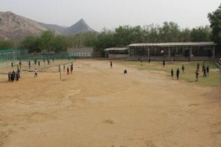 Chinar Public School-Play Ground