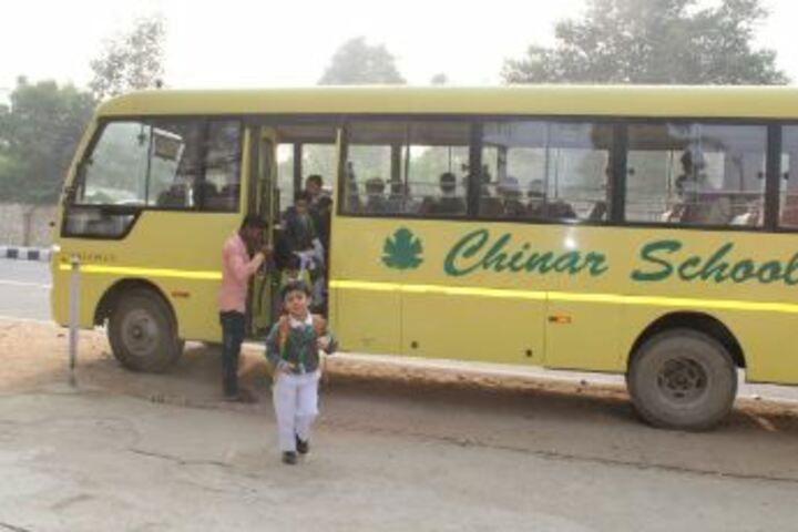 Chinar Public School-Transport