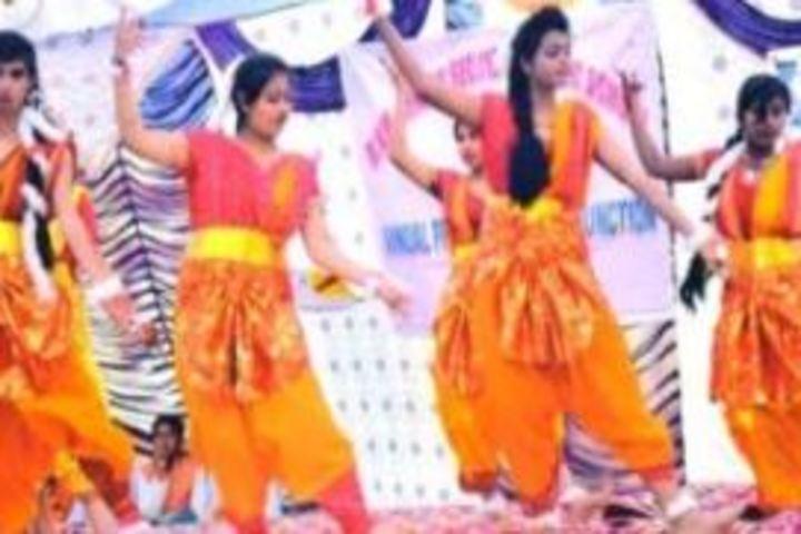 D V M Public School-Dance