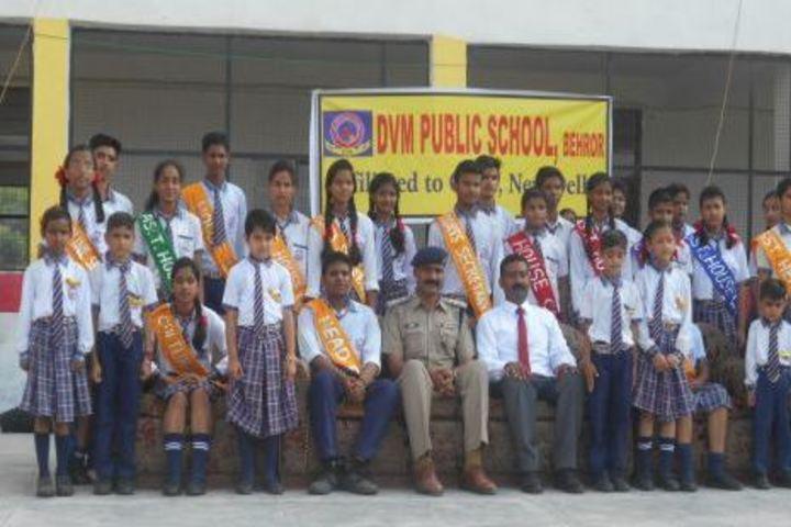 D V M Public School-Houses