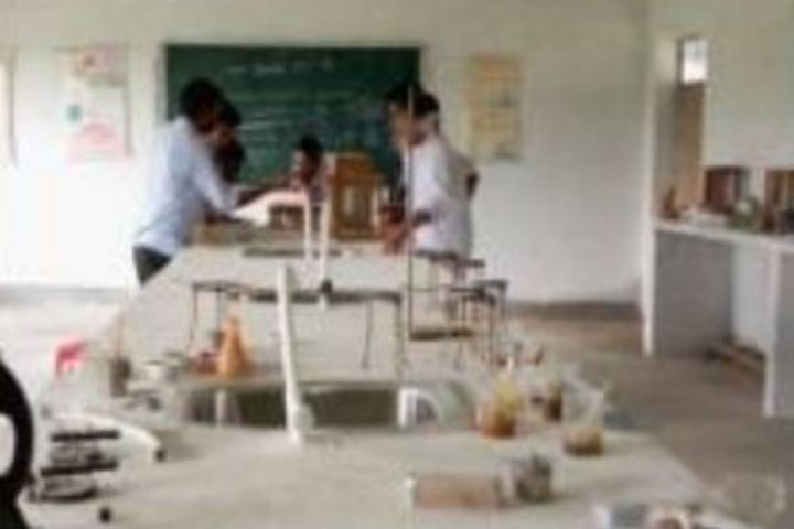 D V M Public School-Science Lab