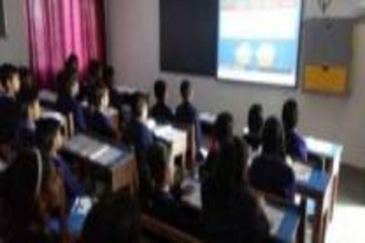 D V M Public School-Smart Clas