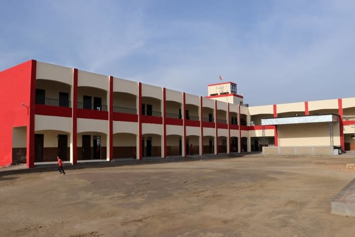 D.A.V. Centenary Public School-Play Ground