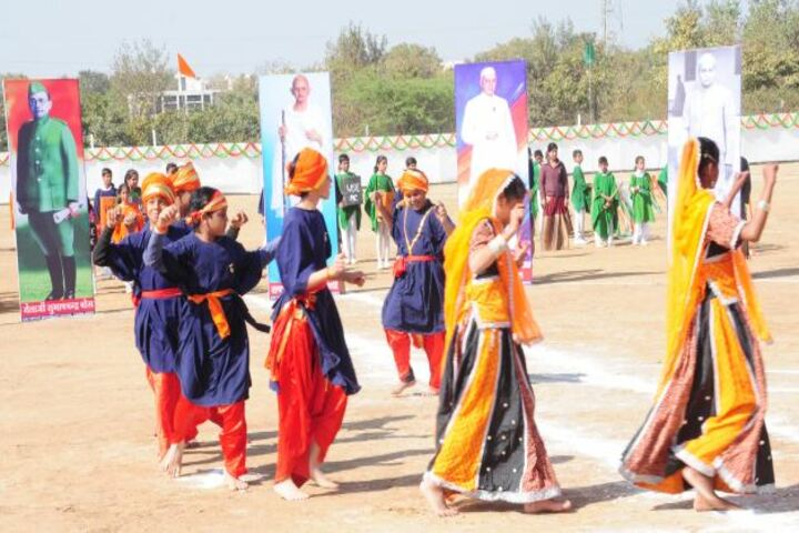 D.A.V. Hzl Senior Secondary School-Cultural Dance