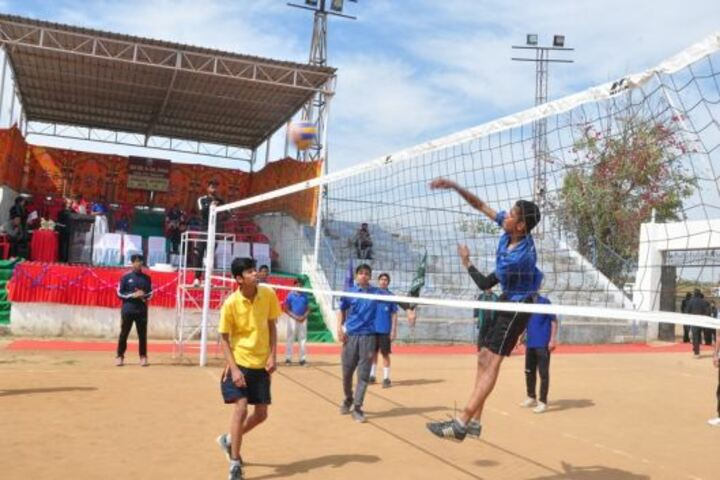 D.A.V. Hzl Senior Secondary School-Sports