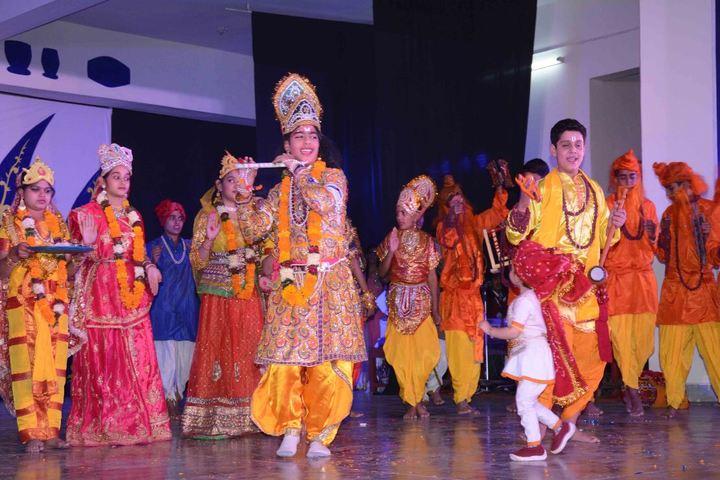 Dalmia Vidya Mandir-Cultural Dance