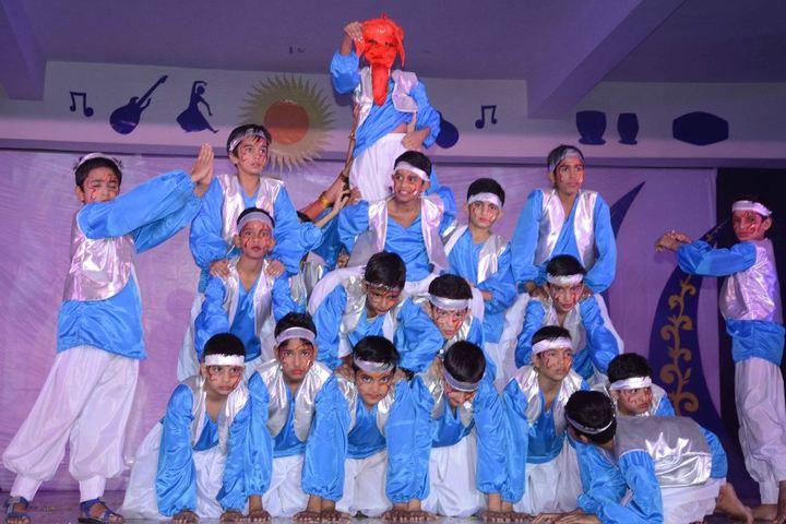 Dalmia Vidya Mandir-Dance