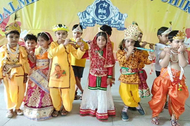 Dalmia Vidya Mandir-Festival Celebrations