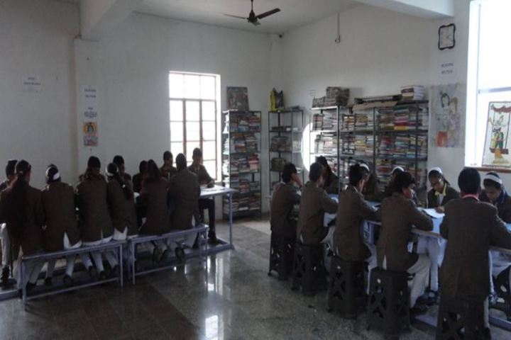 Danial Mayo Secondary School-Library