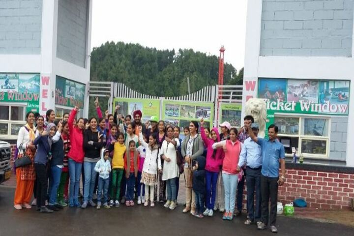 Dav Centenary Public School-Educational Tour