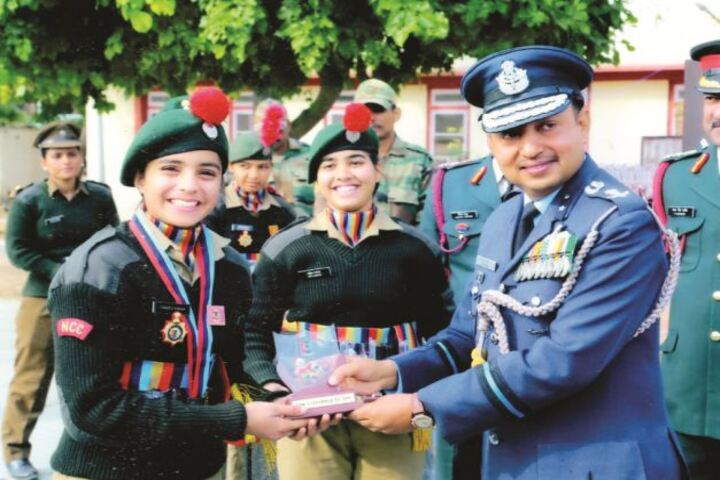 Dav Centenary Public School-Scouts and Guides