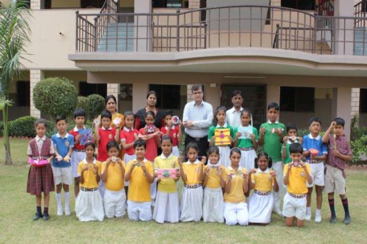 DAV Centenary Public School-Activity