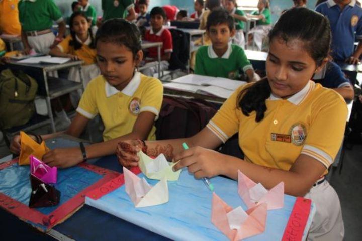 DAV Centenary Public School-Art and Craft
