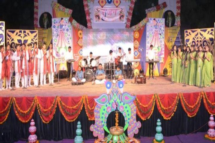 DAV Centenary Public School-Music