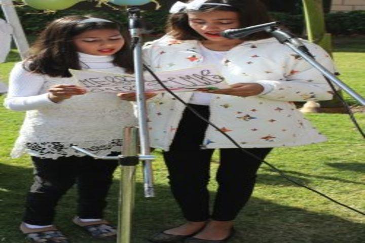 DAV Centenary Public School-Singing