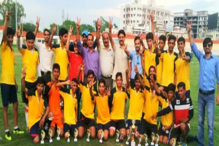 DAV Kalisindh Thermal Public School-Football Tournment