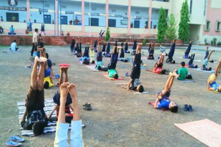 DAV Kalisindh Thermal Public School-Yoga