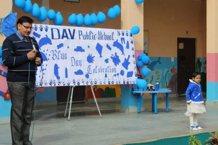 Dav Public School-Speech
