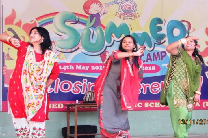 Dav Public School-Childrens Day celebrations
