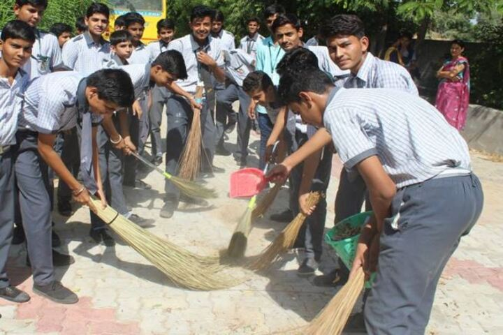 DCS International School-Cleanliness