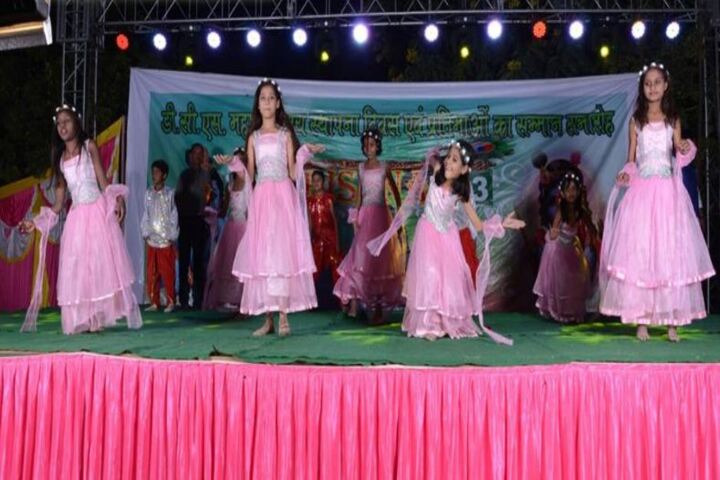 DCS International School-Dance
