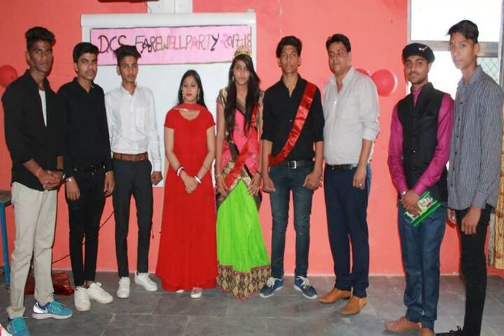 DCS International School-Farewell Party