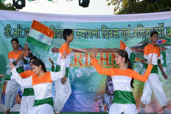DCS International School-Independence Day Celebration