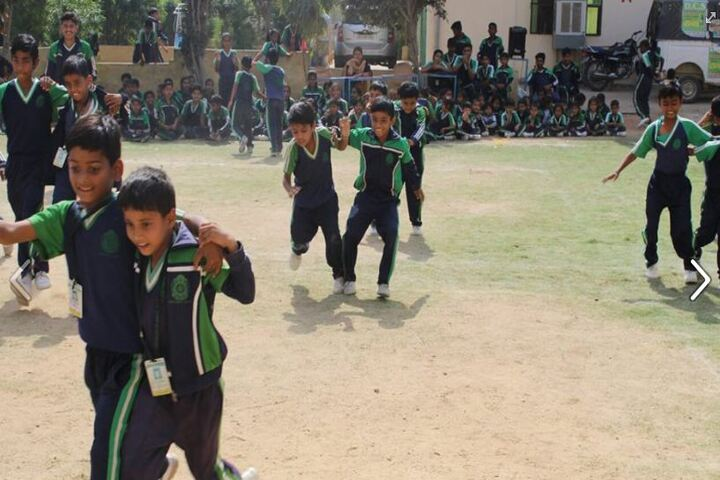 DCS International School-Sports