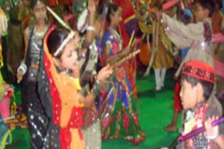 Decent School-Cultural Dance
