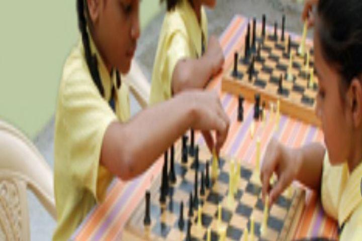 Decent School-Indoor Games