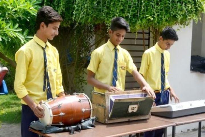 Decent School-Music