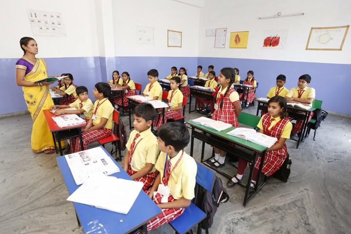 Deeksha International School-Classroom