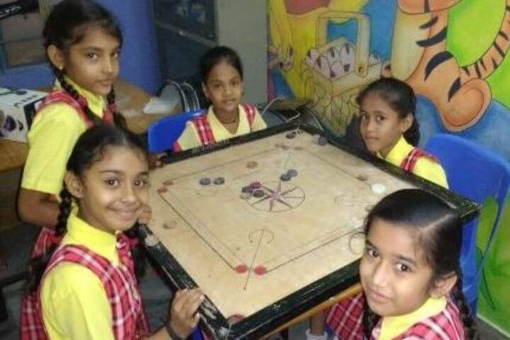 Deeksha International School-Indoor Games