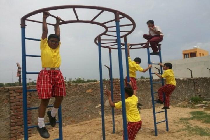 Deeksha International School-Play Area
