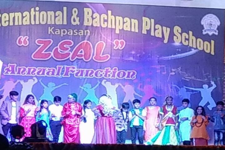 Deeksha International School-Annual Day