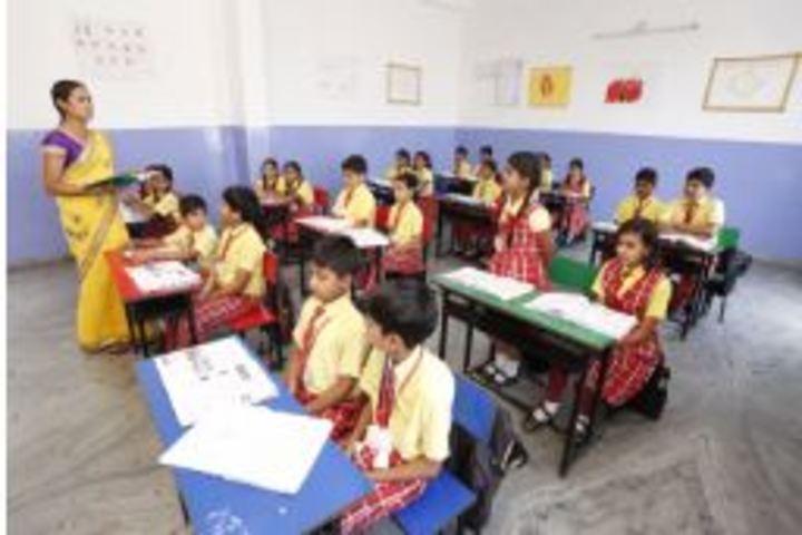 Deeksha International School-Class room