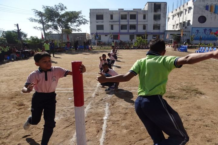 Deeksha International School-Games