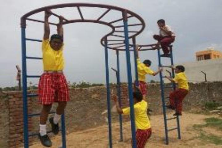Deeksha International School-Play Ground