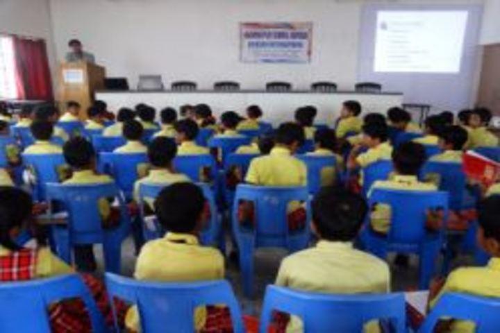 Deeksha International School-Seminar Hall
