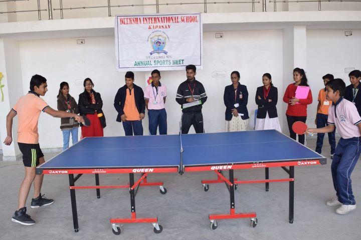 Deeksha International School-Sports