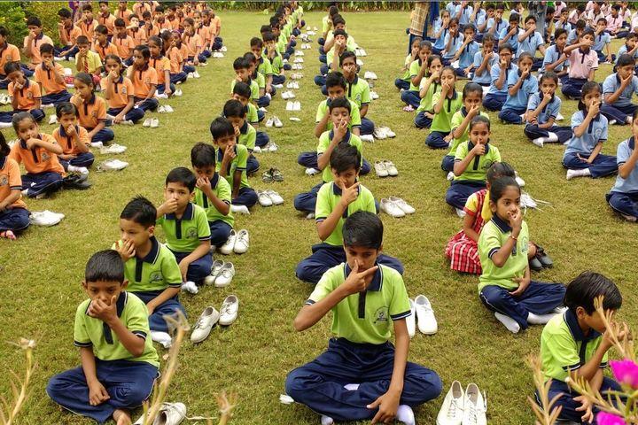 Deeksha International School-Yoga