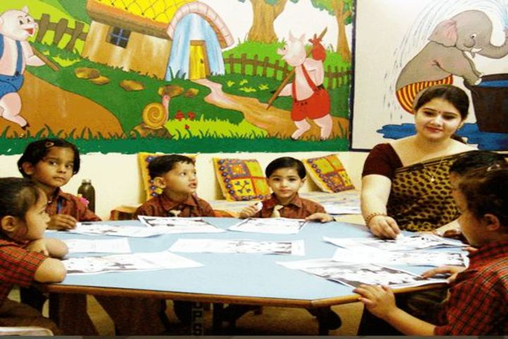 Defence Public School-Activities