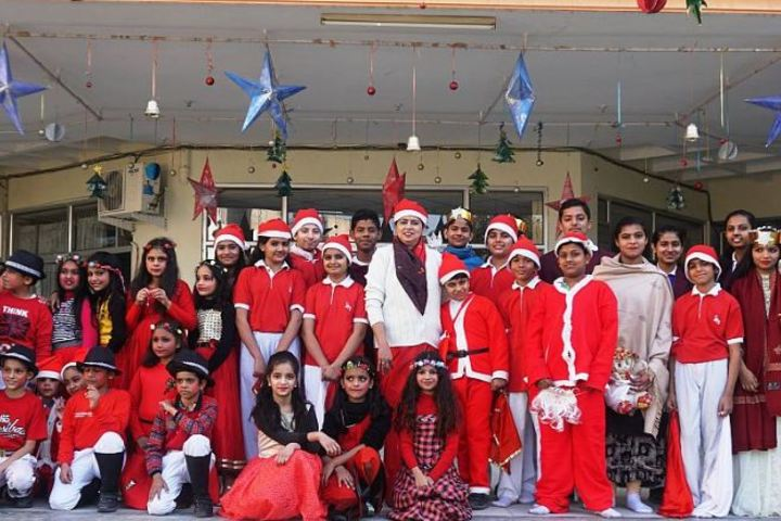 Defence Public School-Christmas Celebrations